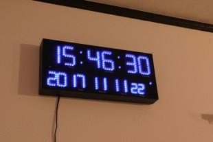 リビング時計